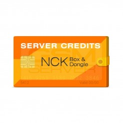 NCK Dongle / NCK Box Server 10 Credits