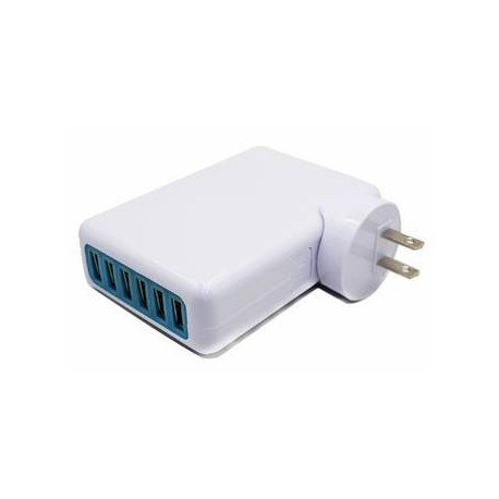TRAVEL CHARGER 6xUSB