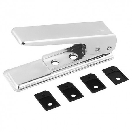 Micro Sim Card Cutter+4 Sim Adapter iPhone 4