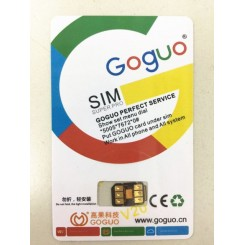GEVEY SIM GOGUO 4G SUPPORT (5/5c/5s/6/6+/6s)