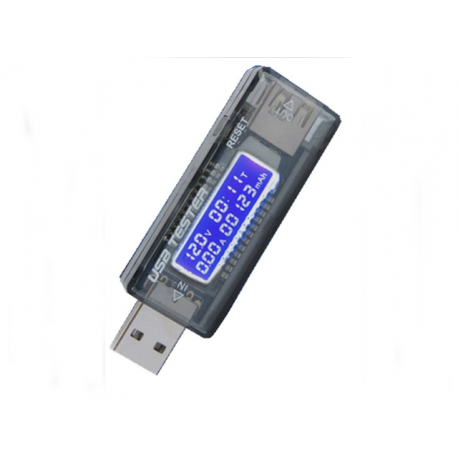 USB CHARGER TESTER