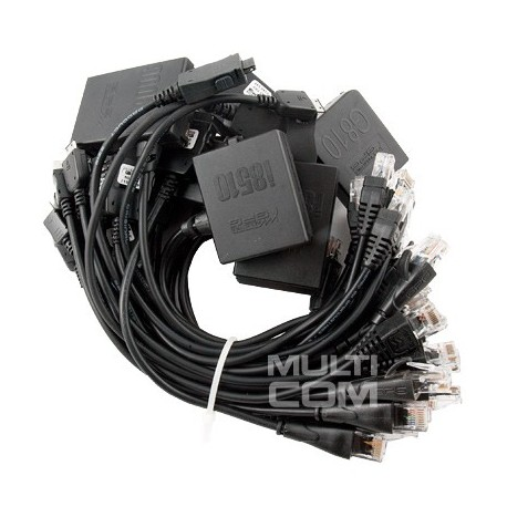 Nspro Set Cable 22 Pcs